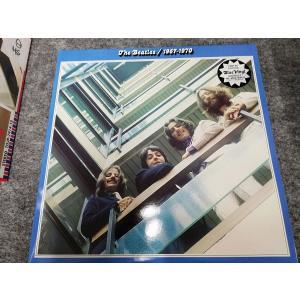 ビートルズ青盤(1994年)EU/Red Vinyl(新古品)
