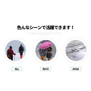 レインカバー 雨よけ レインカバー リュックカ...の詳細画像4