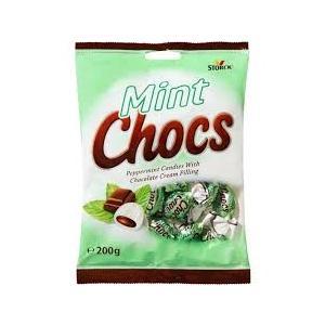 ココア風味のフィリングが入ったミントキャンディーです。爽やかなミントフレーバーがクセになります。ミン...