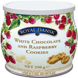 ロイヤルダンスク ホワイトチョコラズベリークッキー 250g|theboninc