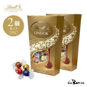 人気のスイスのリンツのリンドールチョコ。  口溶け優しい美味しさはまさに至福のひと時です!!   大...