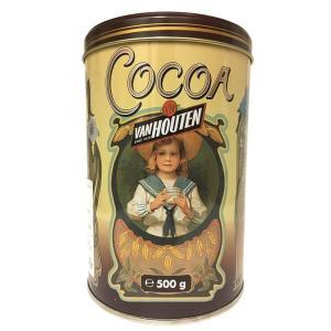 バンホーテン ココア ノスタルジック缶 500g theboninc