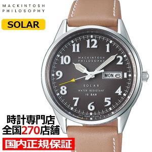 マッキントッシュフィロソフィー FBZD987 メンズ 腕時計 MACKINTOSH PHILOSOPHY デイデイト カレンダー 雑誌掲載|theclockhouse-y