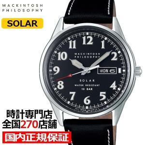 マッキントッシュフィロソフィー FBZD988 メンズ 腕時計 ソーラー MACKINTOSH PHILOSOPHY デイデイト 雑誌掲載|theclockhouse-y