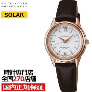 マッキントッシュフィロソフィー FDAD991 レディース 腕時計 ソーラー ペアモデル MACKINTOSH PHILOSOPHY|theclockhouse-y