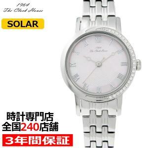 ザ・クロックハウス ビジネスフォーマル LBF1006-PK1A レディース 腕時計 ソーラー ステンレス ピンク シルバー|theclockhouse-y