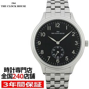 ザ・クロックハウス MBF5004-BK1A ビジネスフォーマル メンズ 腕時計 クオーツ ステンレス ブラック リーズナブル THE CLOCK HOUSE 値下げ|theclockhouse-y