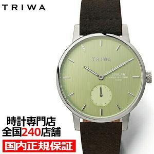 TRIWA トリワ PISTACHIO SVALAN ピスタチオ スヴァラン 日本限定モデル SVST112-SS210412 レディース 腕時計 クオーツ 革ベルト|theclockhouse-y