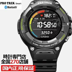 9月13日発売/予約 カシオ プロトレック スマート WSD-F21HR-BK メンズ 腕時計 デジタル ブラック スマートウォッチ GPS theclockhouse