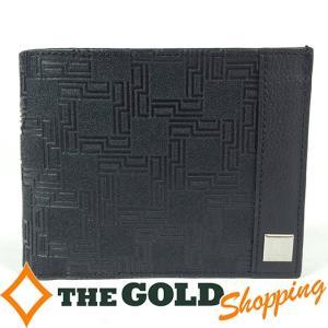 ダンヒル / Dunhill : メンズ 2つ折り 財布  財布 折財布 中古|thegoldshopping
