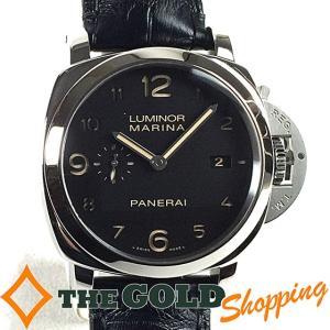 パネライ / PANERAI : ルミノールマリーナ マリーナ PAM00359 時計 腕時計 メンズ[男性用] 中古 【中古】 thegoldshopping