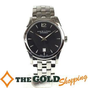 ハミルトン / HAMILTON : ジャズマスター スリム 自動巻き H38515135 時計 腕時計 メンズ[男性用] 中古 【中古】|thegoldshopping