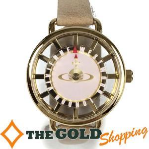 ヴィヴィアンウエストウッド / Vivienne Westwood : ヴィヴィアンウェストウッド レディス クォーツ VV055 未使用品 VV055PKTN 時計 腕時計 レディース[女性用]|thegoldshopping
