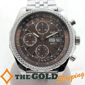 ブライトリング ベントレーGT スペシャルエディション 自動巻き ブロンズ文字盤 A13362 時計 腕時計 メンズ[男性用] BREITLING|thegoldshopping
