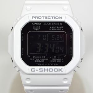 カシオ / CASIO: Gショック ホワイト スクエア GW-M5610MD 時計 腕時計 ボーイズ[男女兼用](中古) thegoldshopping