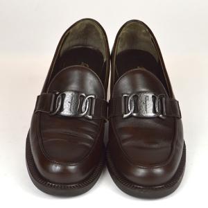 フェラガモ / Salvatore Ferragamo :ローファーレディース 5.5 (23.5cm) 小物 靴(中古)|thegoldshopping