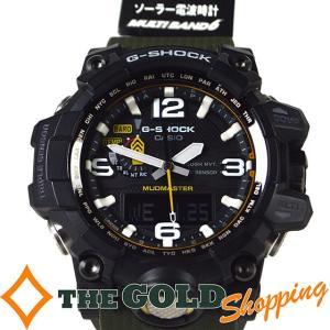 カシオ / CASIO : Gショック マッドマスター 電波ソーラー GWG-1000 時計 腕時計 メンズ[男性用] 中古 thegoldshopping