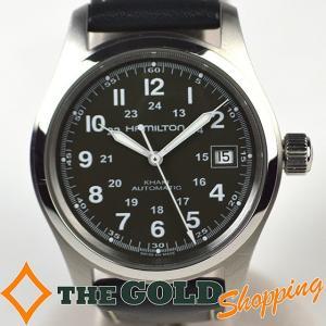 ハミルトン / HAMILTON : カーキ フィールド H704450 時計 腕時計 メンズ[男性用] 中古|thegoldshopping