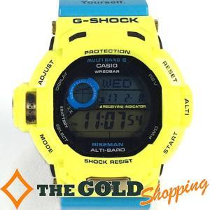 カシオ / CASIO : G-SHOCK ライズマン GW-9201KJ-9R 時計 腕時計 メンズ[男性用] 中古 thegoldshopping