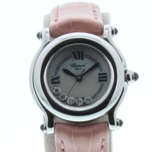 ショパール / Chopard:ハッピースポーツ 27/8245-23 時計 腕時計 レディース[女性用]【中古】|thegoldshopping