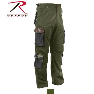 ROTHCO(ロスコ)8Pカーゴパンツ VINTAGE PARATROOPER FATIGUES: 2146|thelargestselection
