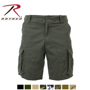ROTHCO(ロスコ)6ポケットカーゴショーツ/VINTAGE PARATROOPER CARGO SHORTS:2160|thelargestselection