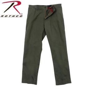 ROTHCO(ロスコ)デラックス4PチノDeluxe 4-Pocket Chinos:4978|thelargestselection