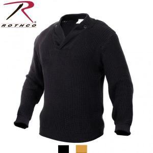 ROTHCO WWIIVINTAGE MECHANICS SWEATER(ロスコ ビンテージ ショールカラー セーター)5349|thelargestselection