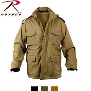 Rothco Soft Shell Tactical M-65 Jacket(ロスコ ソフトシェルM-65ジャケット)5744他(3色)|thelargestselection