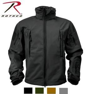 Rothco Soft Shell TacticalJacket(ロスコ ソフトシェルジャケット)9767他(5色)|thelargestselection