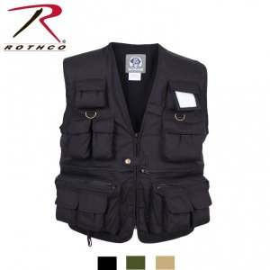 Rothco Uncle Milty Travel Vest 7531他(ロスコ トラベル ベスト)|thelargestselection