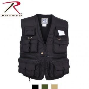 【ビッグサイズ】Rothco Uncle Milty Travel Vest 7531他(ロスコ トラベル ベスト)|thelargestselection