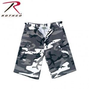 ROTHCO(ロスコ)6ポケット ロング カーゴショーツ/XTRA LONG FATIGUE SHORTS :7769|thelargestselection