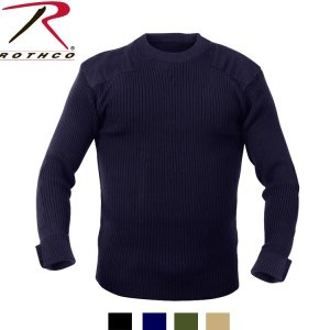 ROTHCO G.I..STYLE COMMANDO SWEATERS(ロスコ コマンドセーター)8346|thelargestselection