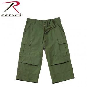 ROTHCO(ロスコ)リップストップ6ポケットカプリパンツ/RIP-STOP CAPRI PANTS :8356|thelargestselection