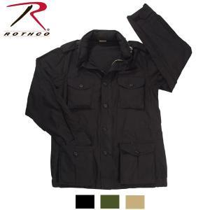 ROTHCO LIGHTWEIGHT VINTAGE M-65 FIELD JACKET (ロスコ ライトウェイトヴィンテージM-65ジャケット)8751|thelargestselection