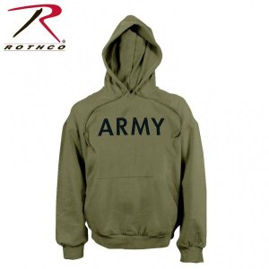 ROTHCO G.I. TYPE HOODED PULLOVER  SWEAT(ロスコ スウェットパーカー)9172|thelargestselection