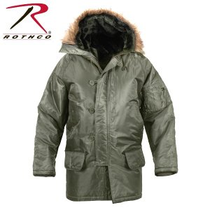 ROTHCO N-3B SNORKEL PARKAS (ロスコ  N-3Bパーカー)9387|thelargestselection