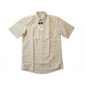 ディッキーズ オックスフォード半袖シャツ(Dickies S/S Button-Down Oxford Shirts)|thelargestselection