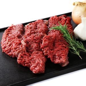 グラスフェッドビーフ テンダライズステーキ 500g 牛肉 牧草牛 ランプ肉|themeatguy|04