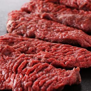 グラスフェッドビーフ テンダライズステーキ 500g 牛肉 牧草牛 ランプ肉|themeatguy|05