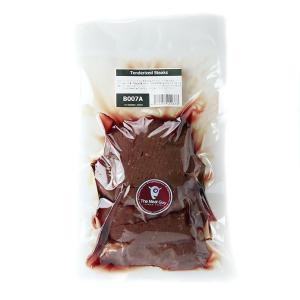グラスフェッドビーフ テンダライズステーキ 500g 牛肉 牧草牛 ランプ肉|themeatguy|06