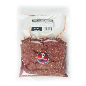 ポイント消化 100%牛ミンチ 500g グラスフェッドビーフ使用 牛挽肉|themeatguy|06