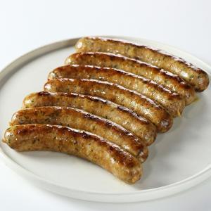 生ラムスパイシーソーセージ 7本 メルゲーズ 無添加 砂糖不使用 100%ラム肉 羊肉 手作り|themeatguy|03