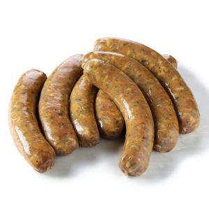 生ラムスパイシーソーセージ 7本 メルゲーズ 無添加 砂糖不使用 100%ラム肉 羊肉 手作り|themeatguy|06
