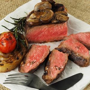 ステーキ肉 厚切り リブロースステーキ 270g×10枚 グラスフェッドビーフ+ステーキスパイス120g (送料無料)バーベキューセット バーベキュー|themeatguy|03
