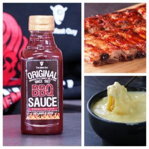 とろとろチーズカルビ セット 4人前 チーズカルビ タッカルビ BBQソースとチーズが絶妙な味わい ポイント消化|themeatguy