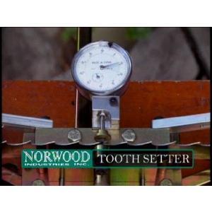 Norwood ブレードトゥースセッター|themokkoukikai