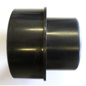 集塵用アクセサリー4インチ(100mm)から50mmに落とすリデューサー (4TO2)|themokkoukikai