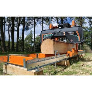 Norwood社製エンジン式移動製材機 (LumberMan MN26) 簡易製材機|themokkoukikai